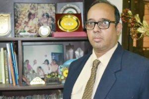 প্রফেসর ড. মুহম্মদ মাহবুব আলী